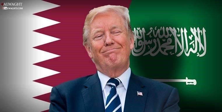 How Trump Benefits from Saudi, Qatar Bid to Buy US Support?