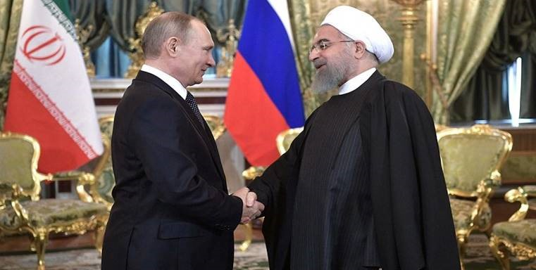 Russia Pans US Aim to Scrap Iran Deal, Its Sanction Policy