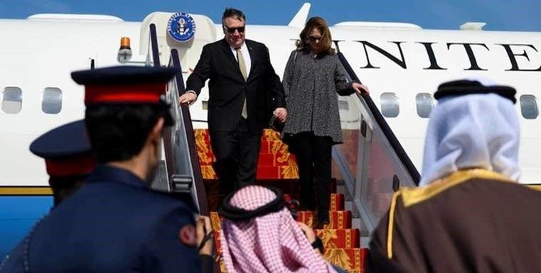 What's Driving Pompeo's Arab Tour?